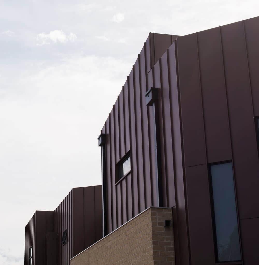 , The Power Of VMZINC® to create an architectural showpiece