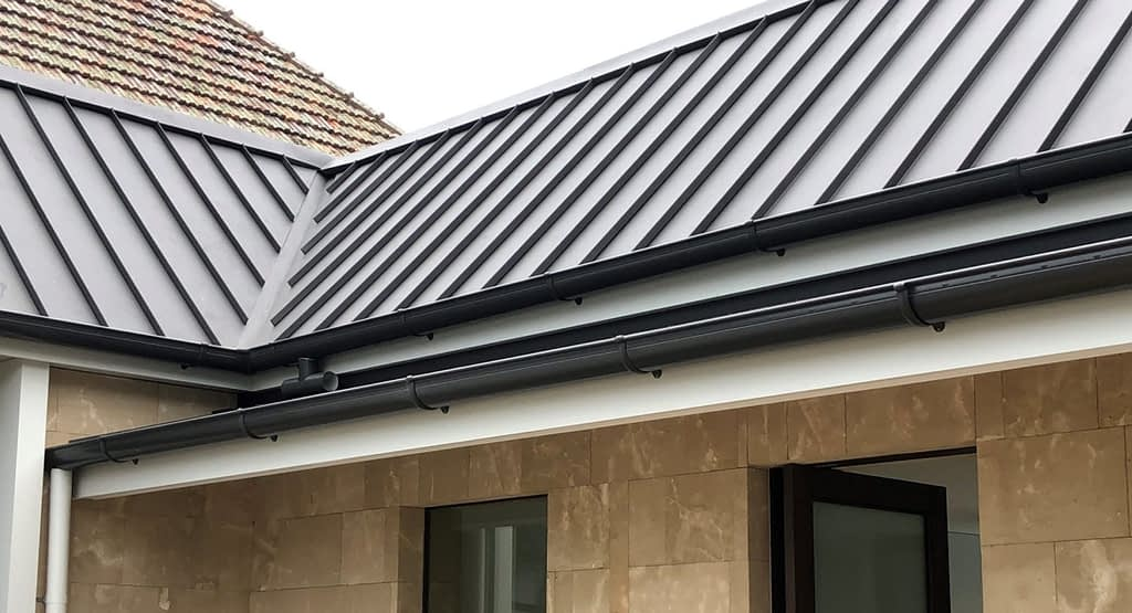 Snaplock Metal Cladding and Roofing