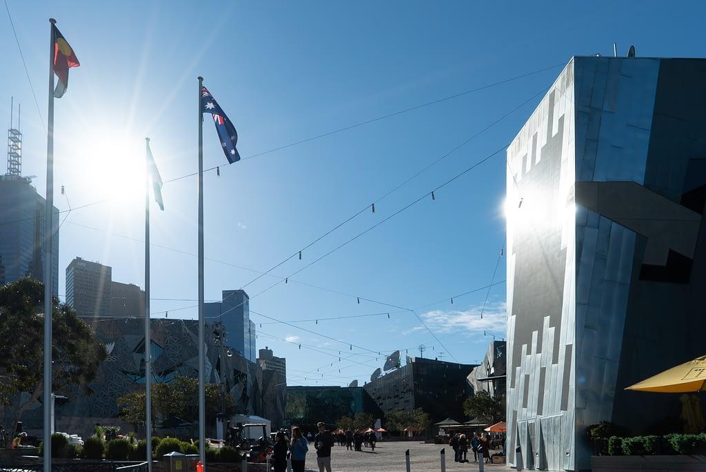 , Federation Square