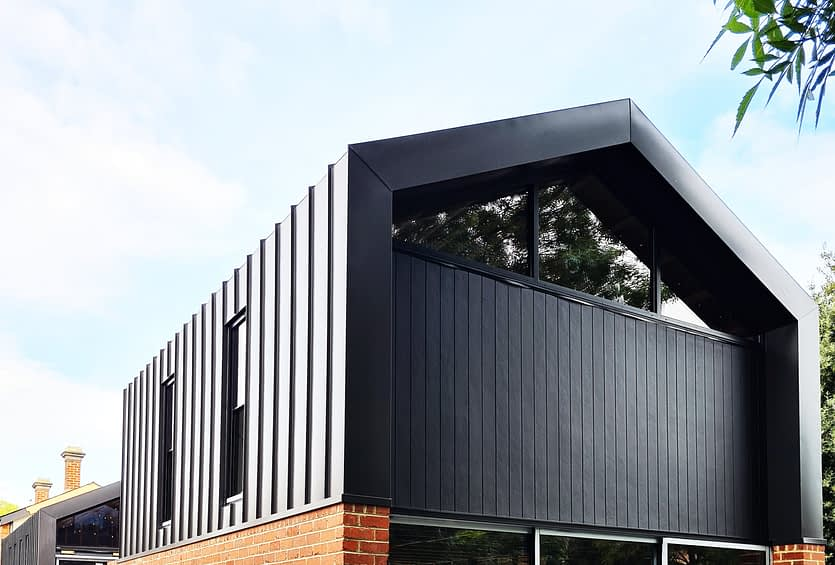 , Standing Seam takes residential architecture to a new level in Parkville