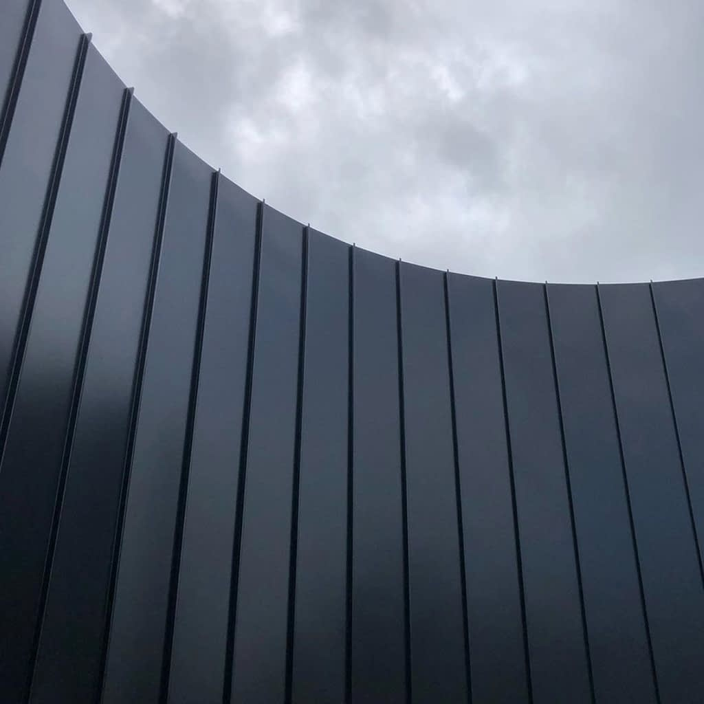 , Brighton Comes To Life With Standing Seam Metal Cladding!