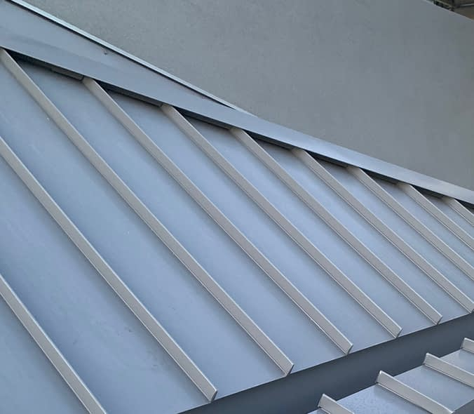 , There's A Lot To Love About Nailstrip Metal Cladding