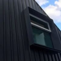, Standing Seam Metal Cladding and Roofing