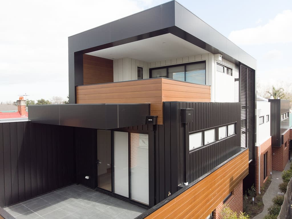 , Interlocking Metal Cladding with COLORBOND® steel is the perfect choice