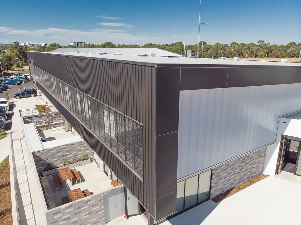 Moorabbin-St Kilda FC-Architectural Cladding Suppliers